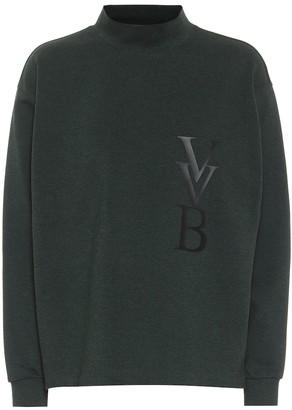 Victoria Victoria Beckham Jersey sweatshirt