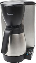 Capresso 10-Cup Programmable Coffee Maker MT600 Plus