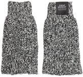 Cheap Monday Melange Knit Fingerless Gloves