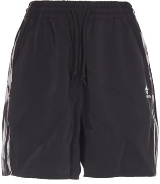 adidas danielle Cathari Black Shorts