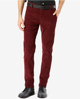 Dockers Slim Tapered Fit Alpha Khaki Corduroy Pants