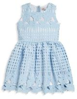 Halabaloo Toddler's & Little Girl's Lattice Party Dress