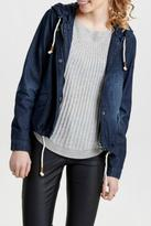 Only Skyler Denim Parka