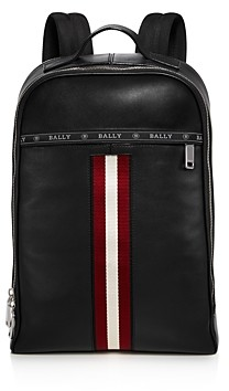 Bally Hassel Leather Backpack