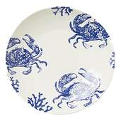 Vietri Costiera Blue Crab Large Serving Bowl