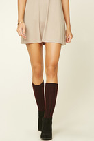 Forever 21 FOREVER 21+ Knee-High Socks