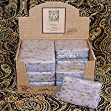 Pre de Provence Case of 12 bars 250g Lavender Buds Shea Butter Enriched Triple Milled Soap