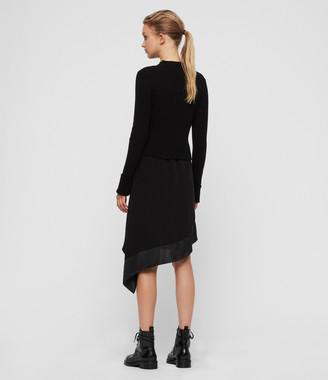 AllSaints Elina Dress