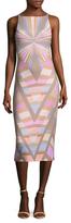 Mara Hoffman Prism V-Back Dress