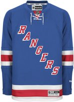 Reebok New York Rangers Premier Youth Replica Home NHL Hockey Jersey