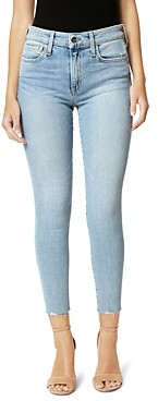 Joe's Jeans The Icon Cropped Skinny Jeans in Indigo Reissue