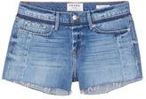 Frame 'Nouveau Le Mix' denim shorts