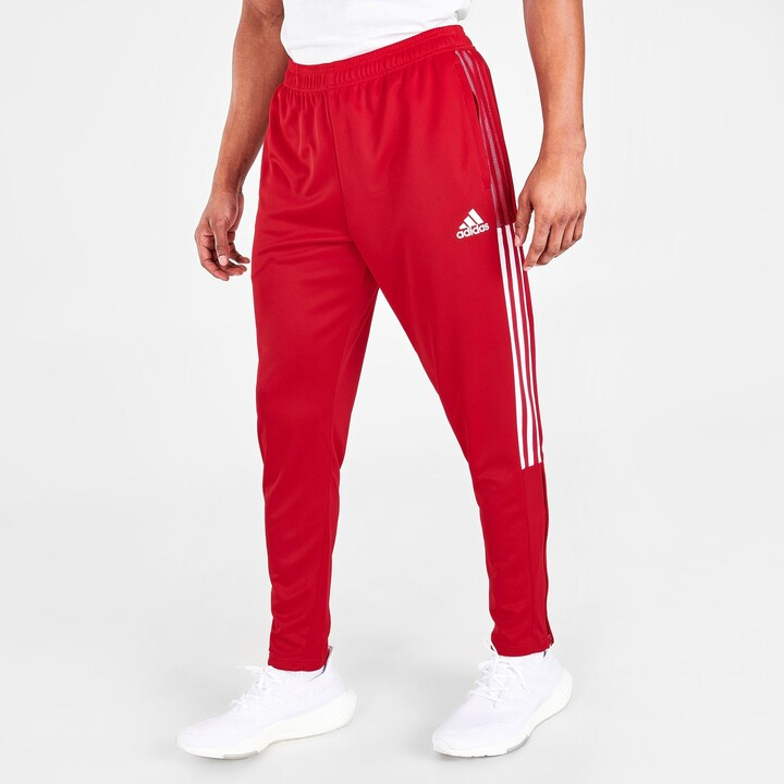 Mens Red Adidas Pants   Shop the world's largest collection of ...
