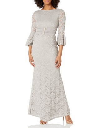 Onyx Nite Women's Special Occasion Lace Dress