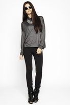 Bcbgeneration Relaxed Turtleneck Top