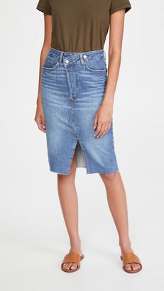 Boyish The Andy High-Rise Midi Skirt