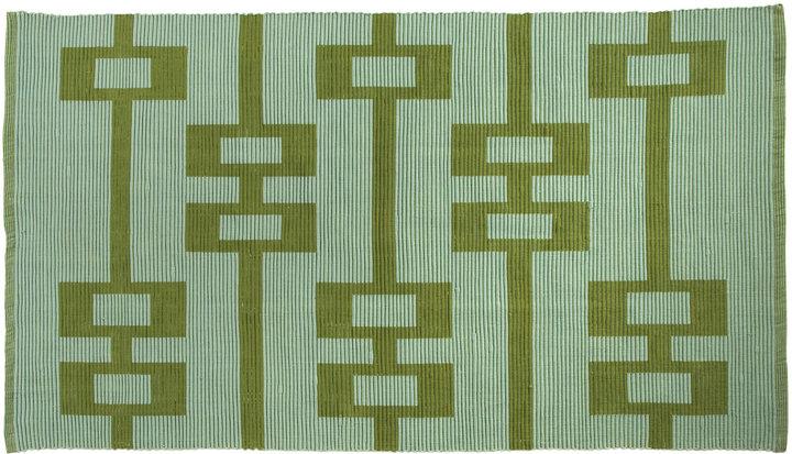 Angela Adams Manfred Hand-Woven Cotton Rug