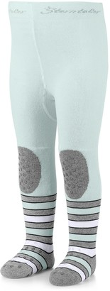 Sterntaler Tights for Babies and Toddlers Rosie Slipper Sole Age: 1-2 years Size: 86 Turquoise