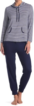 Nautica Shirt & Pant 2-Piece Pajama Set