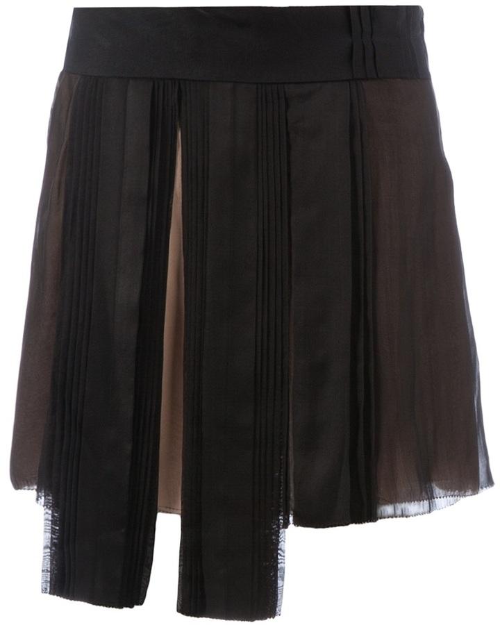 Sharon Wauchob layered skirt