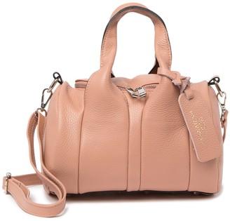 Persaman New York Della Bottom Stud Shoulder Bag
