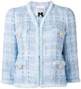 Short Tweed Jacket
