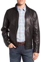 Vince Camuto Men's Leather Moto Jacket