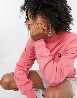 Dickies Bardwell sweatshirt in rose