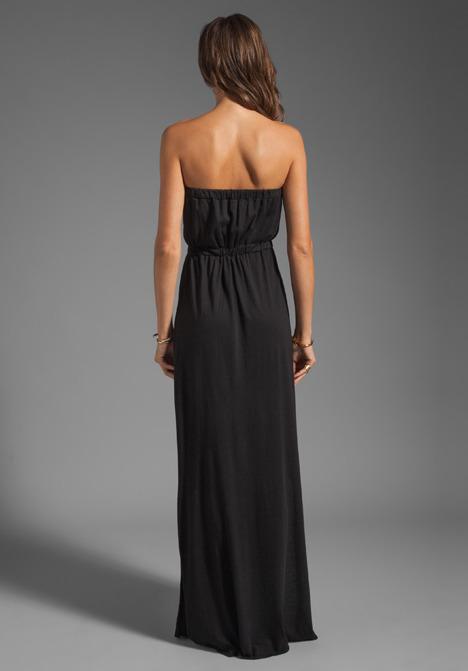 Soft Joie Cade Strapless Jersey Dress