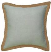 PALOMA LIVING Jute Linen Sand Cushion