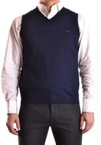 Sun 68 Men's Blue Cotton Vest.