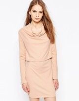 Daisy Street Double Layer Dress