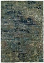 Natori Lhasa- Sandstorm Blue Rug
