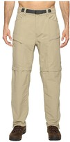 The North Face Paramount Trail Convertible Pants (Dune Beige) Men's Clothing