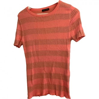 Stine Goya Pink Cotton Top for Women