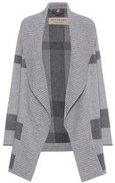 Burberry Wool and cashmere-blend cardigan