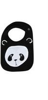 Mister Fly Panda Baby Bib