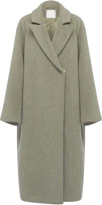 Harris Tapper Agnes Oversized Textured Wool Coat