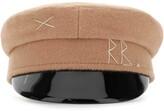Thumbnail for your product : Ruslan Baginskiy Monogram Baker Boy Hat