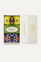 Claus Porto Deco Soap Set, 3 X 150g - Colorless