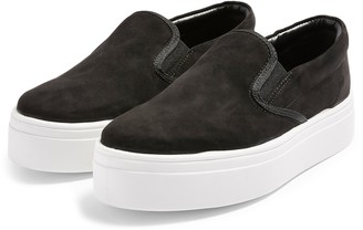 Topshop Platform Sneaker