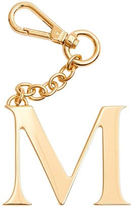Dooney & Bourke Monogram Pendant Key Chain Letter M