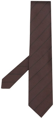 Tom Ford Woven Striped Tie