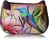 Anuschka Women's Medium Coin Purse Spring Passion