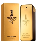 Paco Rabanne 1 Million Eau De Toilette Spray 200ml