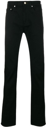 Paul Smith Flared Mid-Rise Jeans
