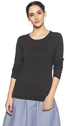Vero Moda Women's Vmcare Structure Ls O-neck Blouse Noos Long Sleeve Jumper
