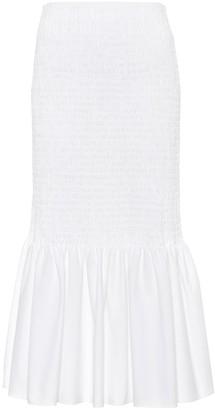 Calvin Klein Cotton skirt