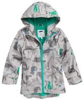 Joules Toddler Boy's Fleece Lined Rain Jacket