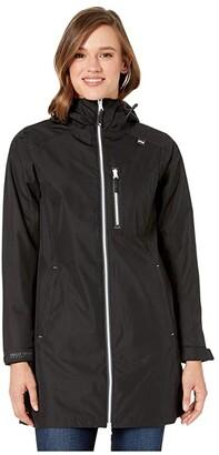 Helly Hansen Long Belfast Jacket (Black 1) Women's Jacket